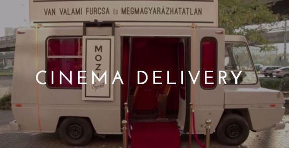 Cinema delivery 3