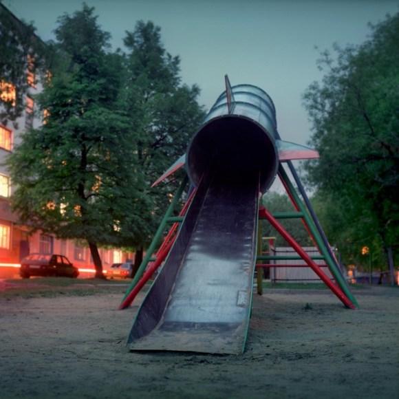 Playground Foguete 11