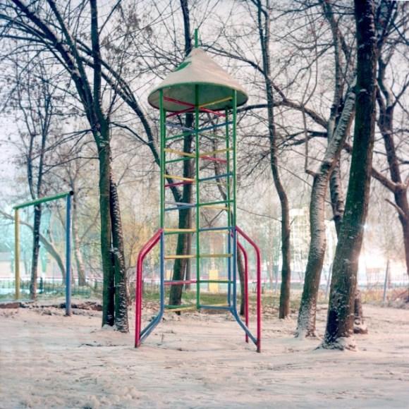 Playground Foguete 13