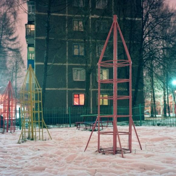 Playground Foguete 18