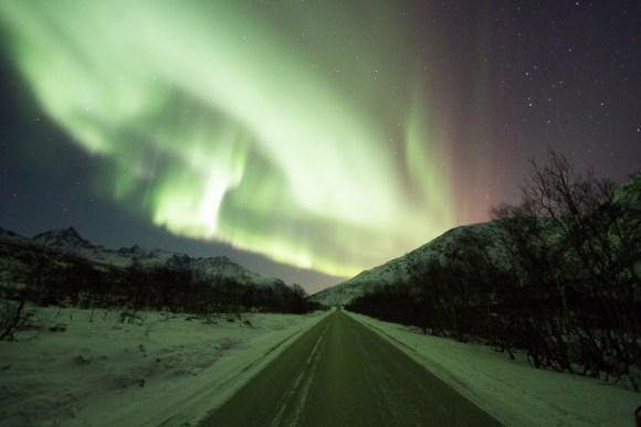 Aurora Boreal - Noruega