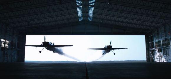 Manobras de avião