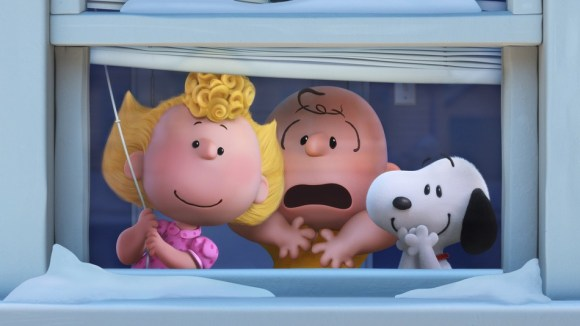 Snoopy Trailer 1