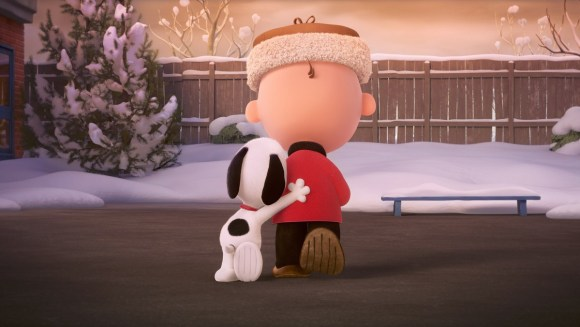 Snoopy Trailer 2