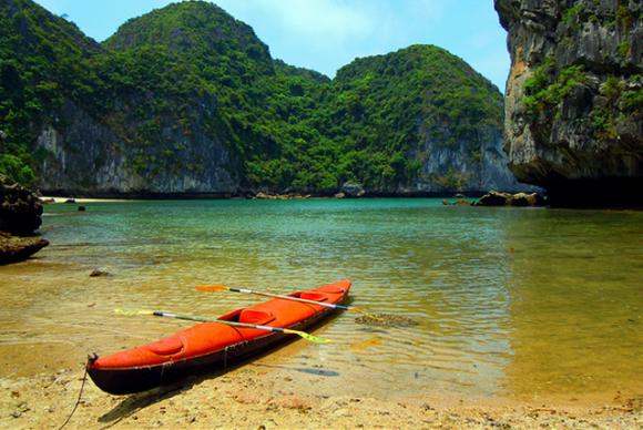 Vietnã - arquipélago de Halong Bay 3