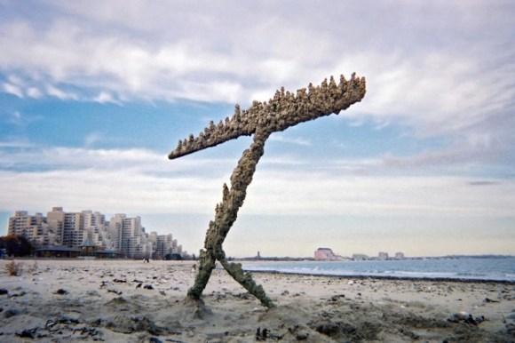Esculturas de areia diferentes 6