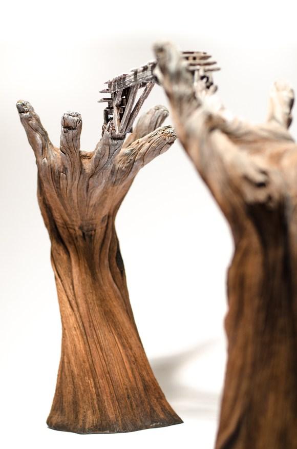 Esculturas de cerâmica 8