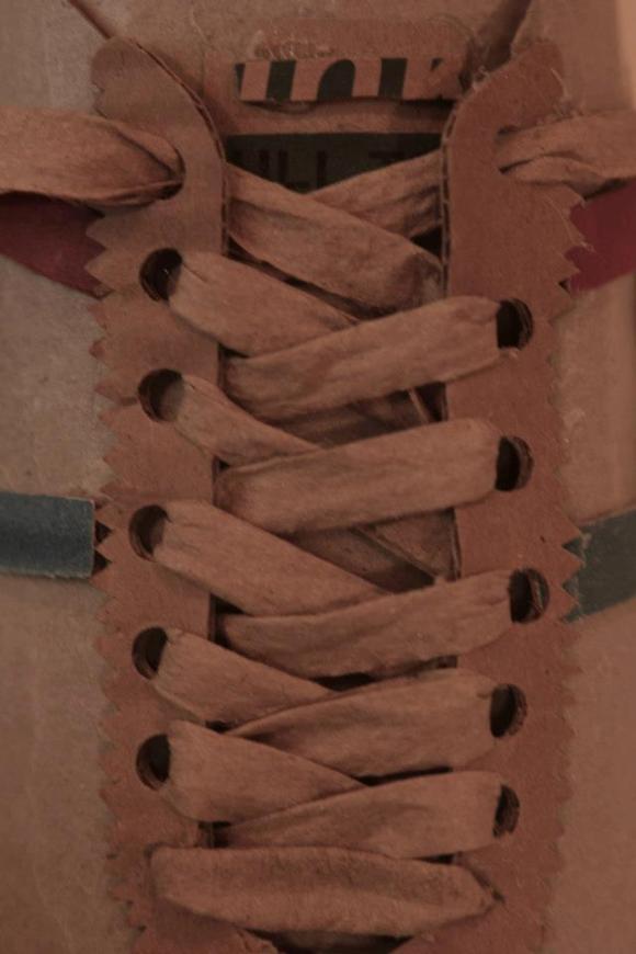 Esculturas de papelão 5