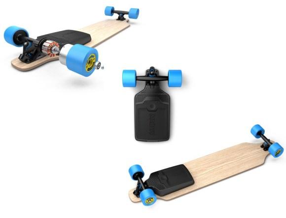 Motor para skate 4