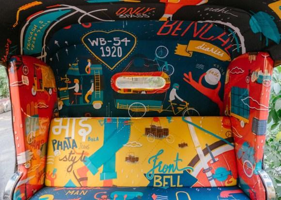 Táxi artístico 8