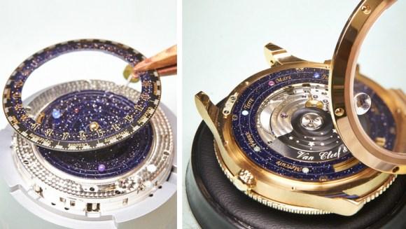 Relógio planetário 1