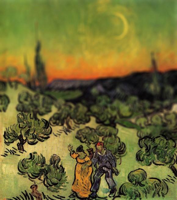 Van Gogh em tiltshift 12