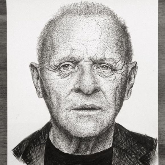 Anthony Hopkins - Julia Koceva