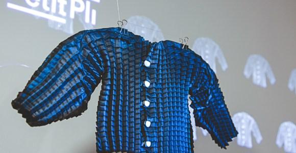 As roupas dessa marca acompanham o crescimento das crianças