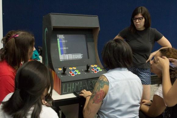 programando Arcade