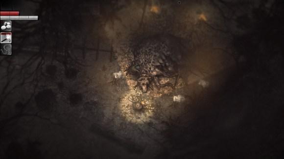 Imagem do jogo Darkwood