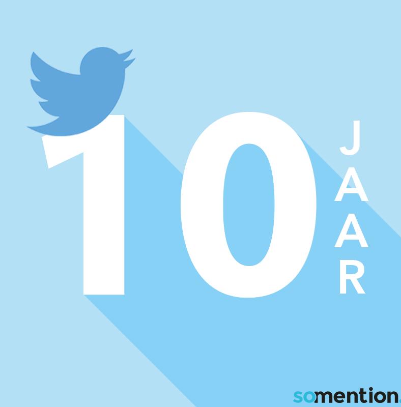 10 jaar twitter