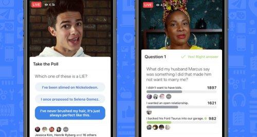 The Social Recap; week 25 - Facebook Video Poll