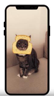 The Social Recap; week 42 - Snapchat Cat Lens