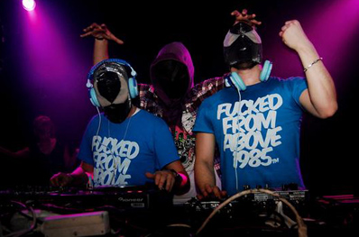 Bloody Beetroots Live