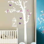 Wall Stickers to brighten any room with Tenstickers