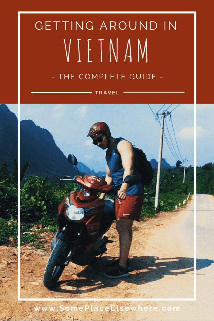 Trains, busses, ferries, motorbikes... There are plenty of ways to get around in Vietnam. Find the optimal means of transportation for your needs with this comprehensive guide. - Some Place Elsewhere
