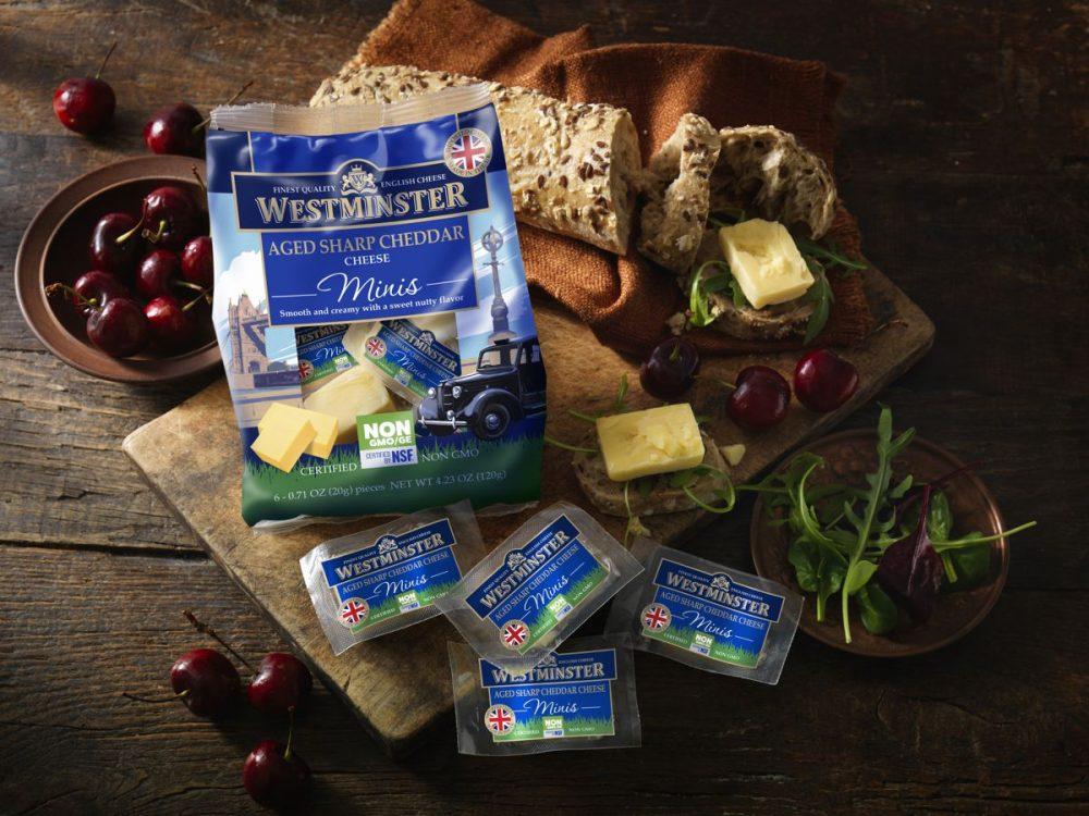 Westminster Sharp Minis Snack Pack