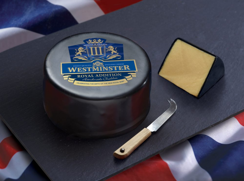 Westminster Royal Addition Deli Waxed Wheel