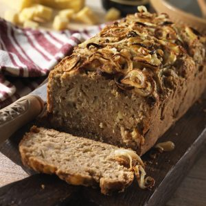Cheddar and Beer Bread Recipe
