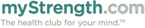 logo for MyStrength website