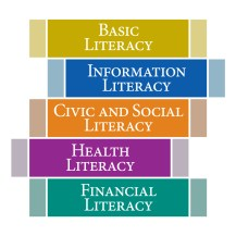 PA Forward Literacies Graphic