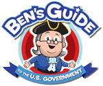 logo for Ben's Guide to the US Government website