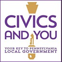 PA Civics and You website logo