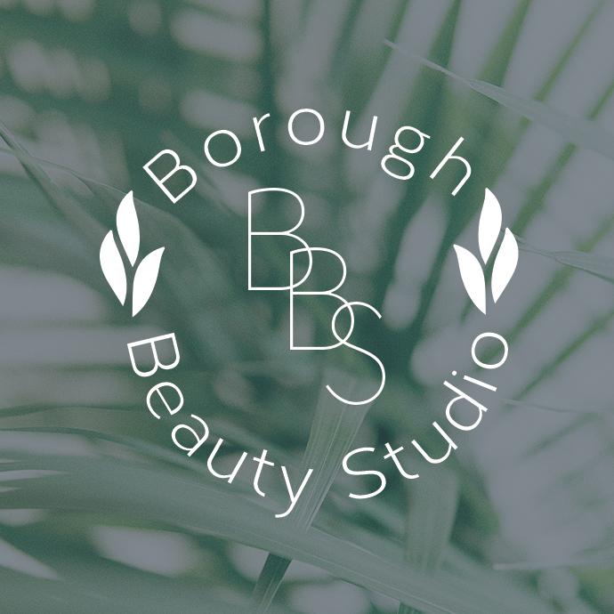 Borough Beauty logo design