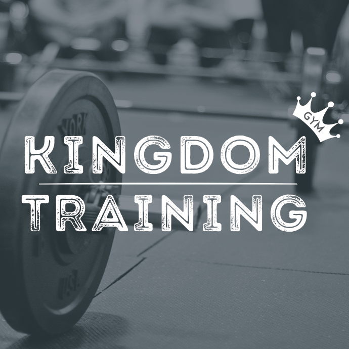 Kingdom Training Gym new company logo design