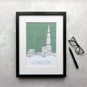 Print of London