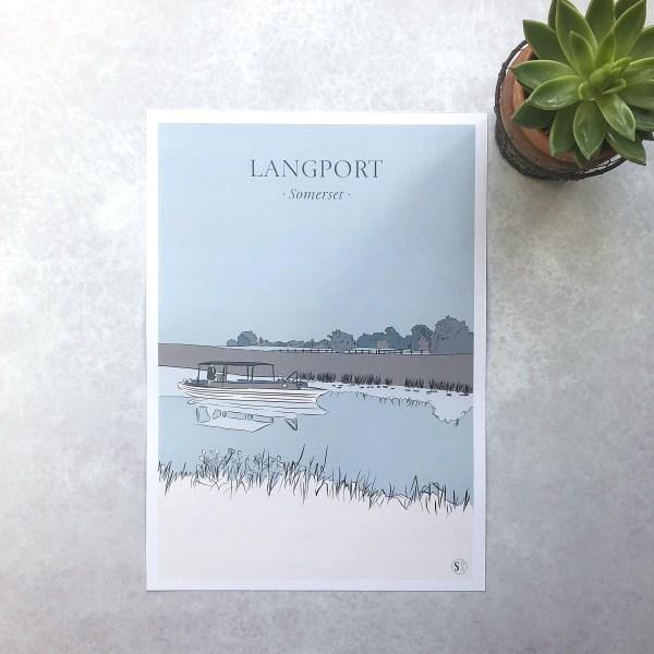 Langport Print