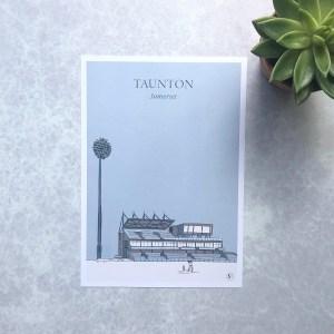 Taunton Print