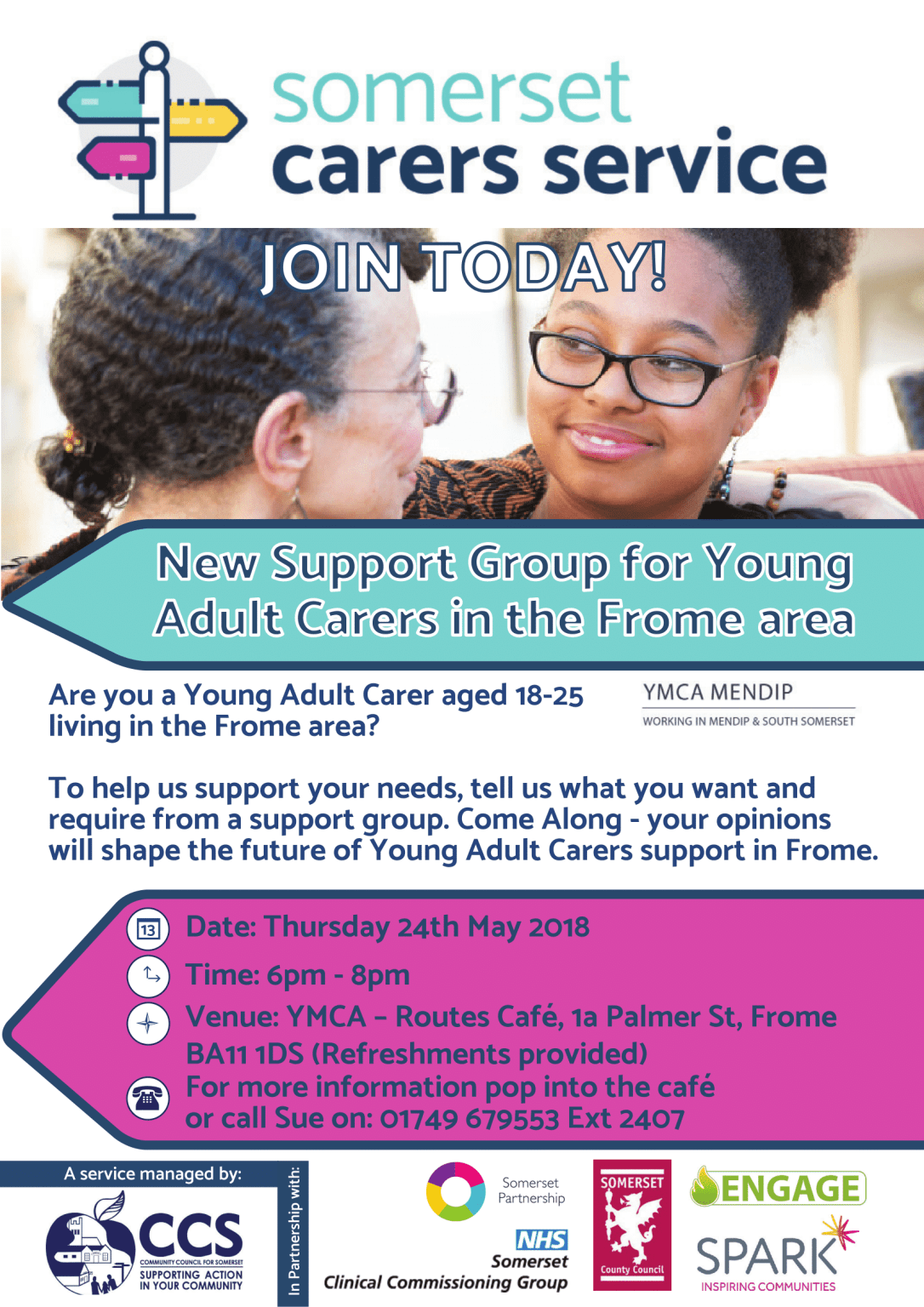 Somerset Young Carers Group YMCA 24.05.18-1