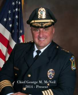 Chief George McNeil Website