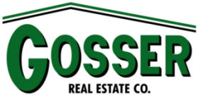 Gosser Real Estate Logo