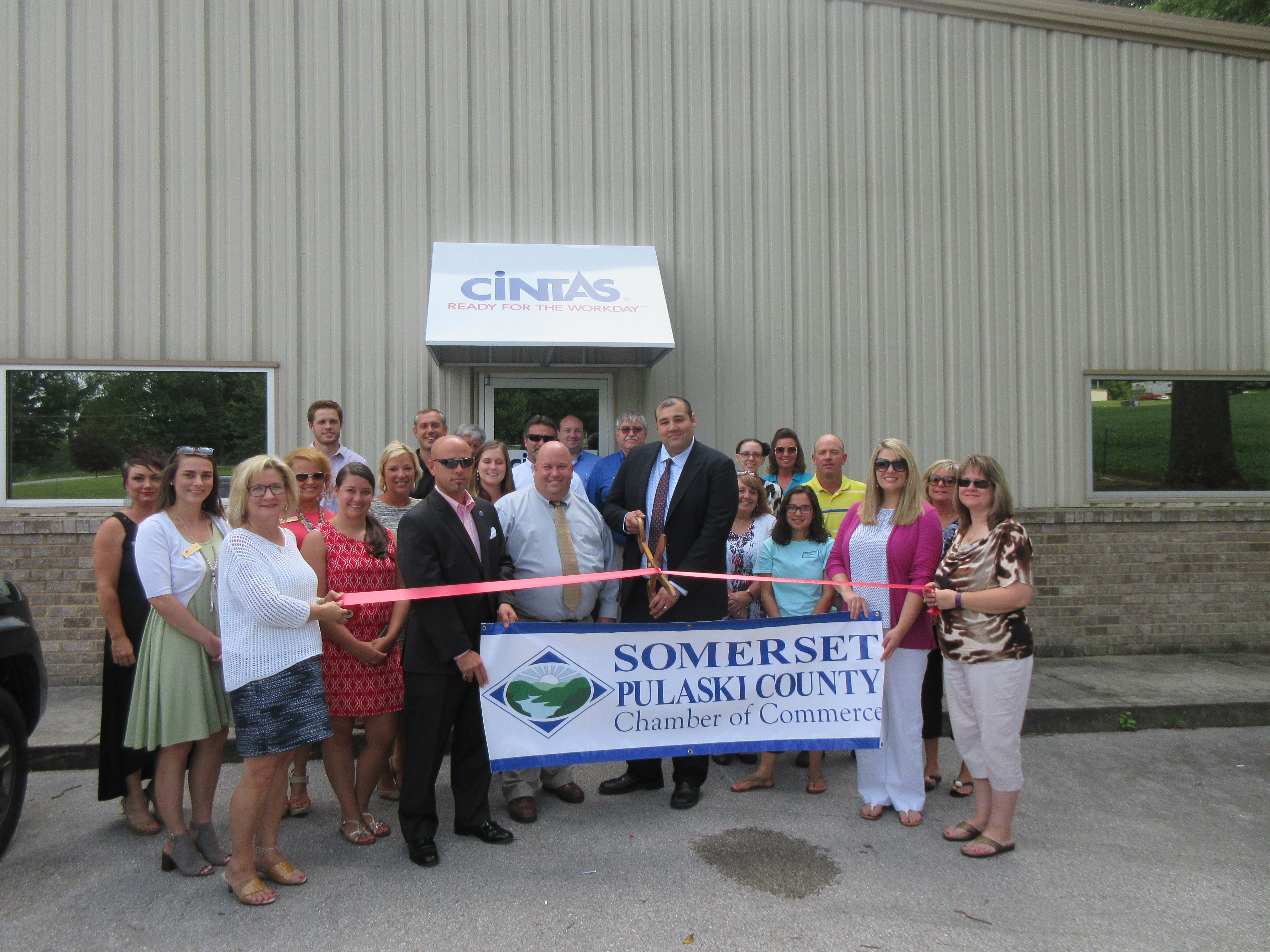 Ribbon Cutting | Somerset Pulaski Chamber