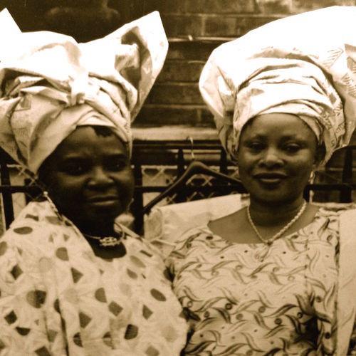 African Women.