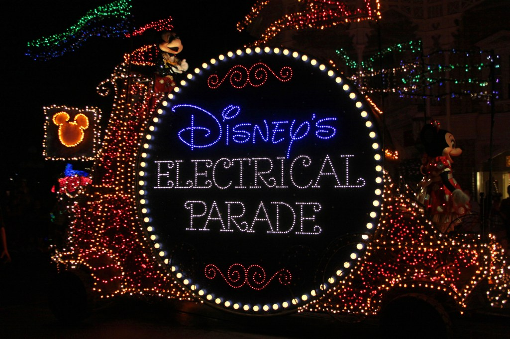 Farewell, Disney's Electric Light Parade - Some Shananagins