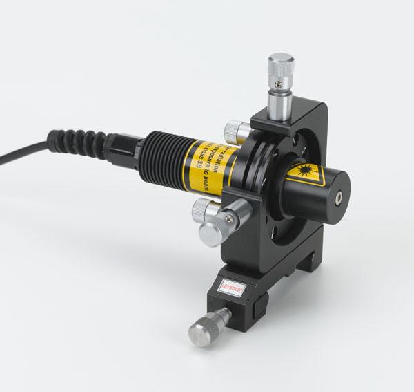 Laser à diode dans support ajustable