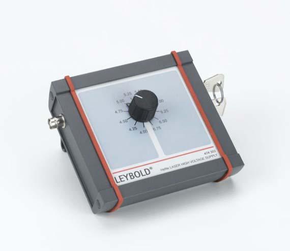 Alimentation haute tension pour laser HeNe, réglable