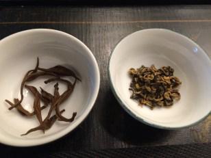 Jin Die leaves