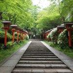 鞍馬寺~貴船神社へハイキング!京都で人気のパワースポット!