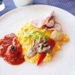 ロテルド比叡のレストラン「ロワゾブルー」での爽やか朝食!