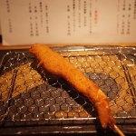 梅田のおしゃれで高級感がある串揚げが楽しめる「ゑしぇ蔵」へ行ってきました!